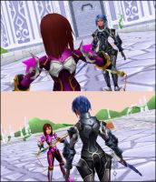 KH3 - The Unxepected Reunion by todsen19