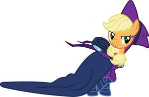 Applejack as Mare Do Well (1) by 90Sigma