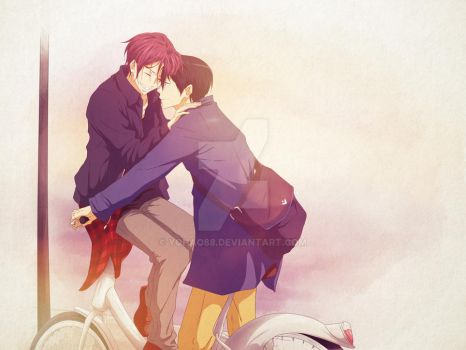 RinHaru Week - Day 6 - Photograph... by Yohao88