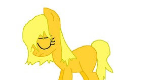 Yellow Rose. Pony Adoptable.. Adopted. by JenniferGerbil123