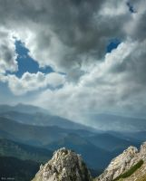 Top of the World by BenHeine