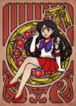 Sailor Mars by Draw-out-loud
