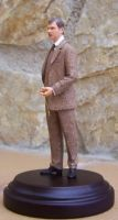 Doctor John Watson Figurine by Rem-Gottingen