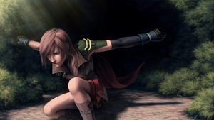 Army of One by Raijin-Pooch