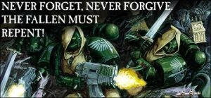 never forget never forgive by kingtobar