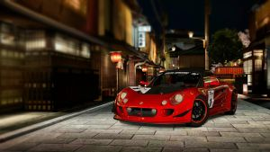 Lotus Elise RM '96 by LS-Coloringlife