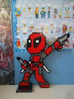 LEGO  Deadpool by ProfMadness