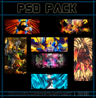 psd pack 2013 ^^ by romance96