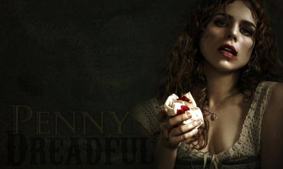 Penny Dreadful :. Brona Croft by RafkinsWarning