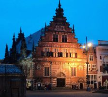 historical building by marob0501