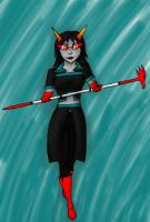 Older Terezi by Aubundance