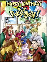 PokemonX coloring contest 2008 by Blue-Uncia