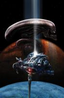 ALIENS fast track to heaven by LiamSharp