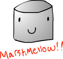 Marshmellow!! by DigitalPear