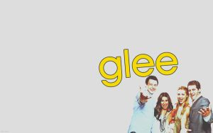Wallpaper: Glee by naeve