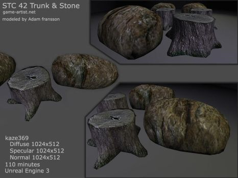 STC 42 Trunk Stone screenshot by hiten369