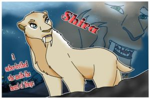 Ice Age - Shira the Sabertooth by DariusFairfall