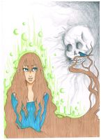 Mother Earth and The Death by Gleia