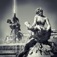Flirting in Rome by psioniks