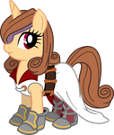Beatrix ponified (Final Fantasy IX) by Jimmytrius