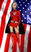 Greatest American Heroine by cattle6