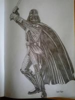 Darth Vader by TheDeb