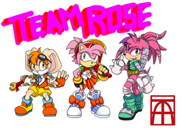 Team Rose by TaPloAlBoReMiXxz