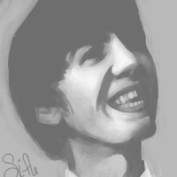 Beatle George by Sifle