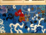 Art Mural- Rabbits No5 by Roxy2344