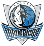 Dallas Mavericks 3D Logo by Rico560