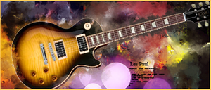 Les Paul by NewYvev