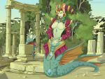 Lady Naga (commission) by Precia-T