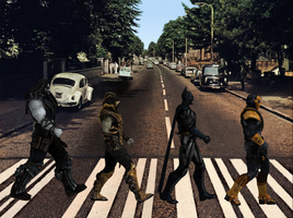 Abbey Road by TheDeadstroke
