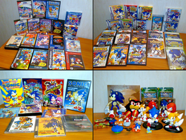 My Sonic-collection +updated+ by SonicPro