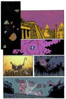 godless pg 1 colored by gzapata