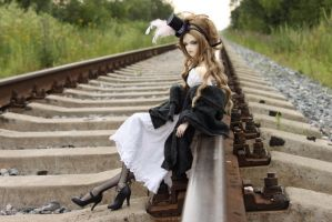 Railroad Girl by Nulize