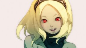 Gravity Rush - Kat by RaW-D-Coy