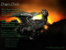 Dragon Oracle by Night-Forager