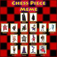 My Chess Piece Meme 2 by TheFoxPrince11