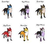 Waruto Point Adoptables 2 by DarkNoctem