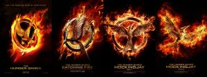 The Hunger Games Movies Teaser Posters by ESPIOARTWORK-102