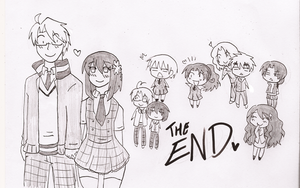 During our school days 40 ,End by SparxPunx