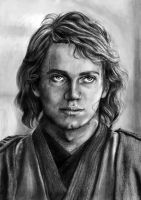 SW: Anakin Skywalker by freshberries