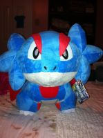 My new Pokemon Plush! by BouncerArceus