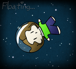 Floating... by IslandWriter
