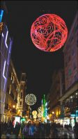 Christmas in Madrid II by MissArtistsoul