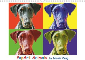 PopArt Animals by ArtsandDogs