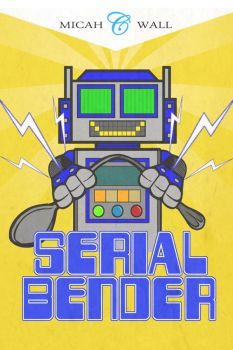Serial Bender business card by Guerrilla97