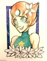 Pearl  by TheLegendaryUniverse