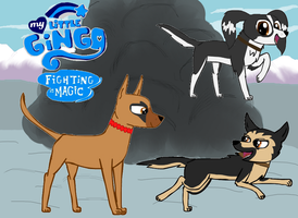 My Little Ginga: Fighting is Magic 2 by CocoChipooRocks